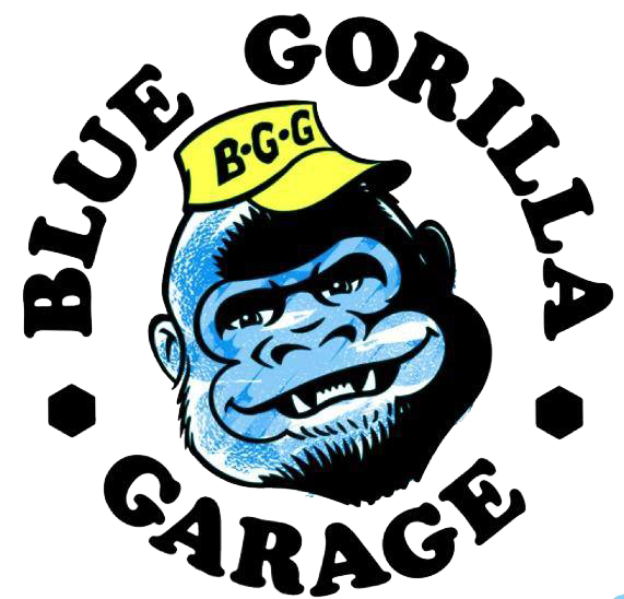 Blue gorilla - photo#16